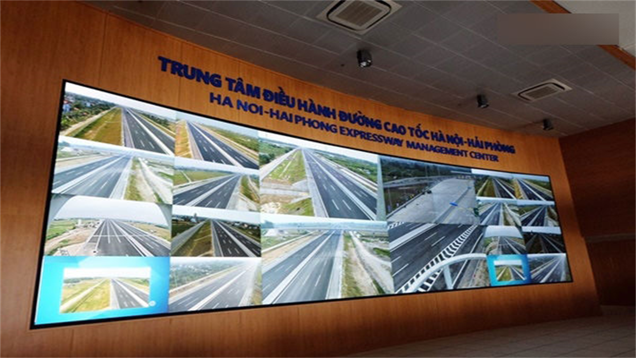 HANOI - HAIPHONG TRAFFIC MANAGEMENT PROJECT