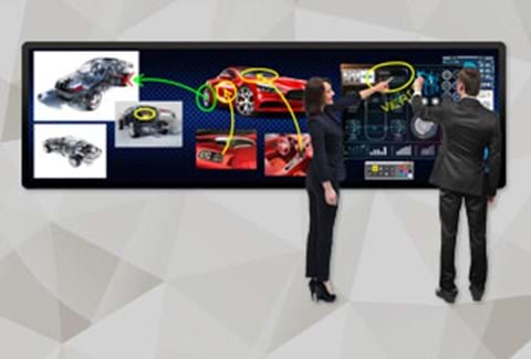 Leyard LED MultiTouch