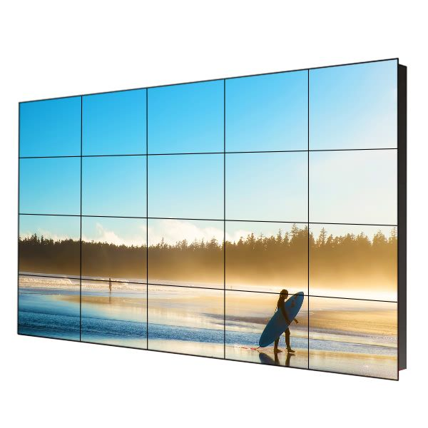 Starview Video Wall 5x5x55 (Price: $70,259)