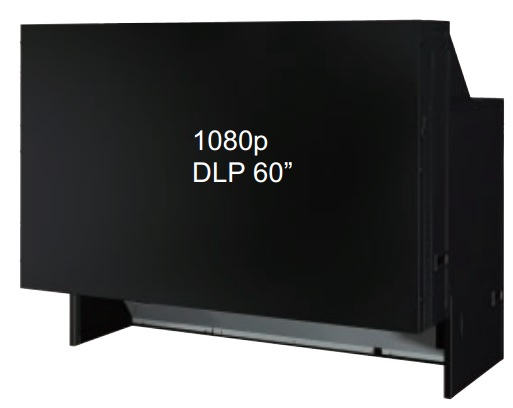 SDLP 60inch Series Rear Projection Video Wall