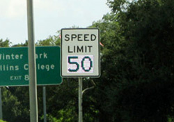 (Variable Speed Limit) Vanguard® VS-5360 Variable Speed Limit Signs