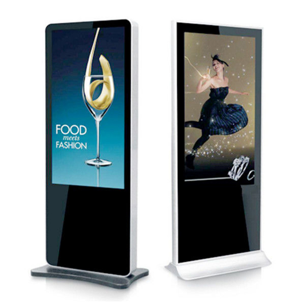 Indoor Floor Stand Digital Signages